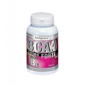 Kompava Amino BCAA Forte 200 tabliet