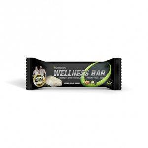 KOMPAVA Wellness bar vanilka-mandľa 21 ks