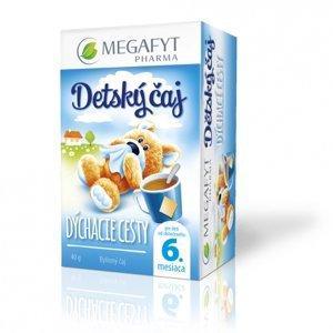 MEGAFYT DÝCHACIE CESTY bylinný čaj 20 x 2 g