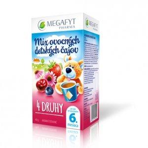 Megafyt MIX ovocných ch čajů 20 x 2 g
