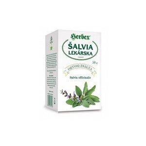 Herbex Šalvěj lékařská 50 g
