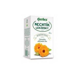 Herbex NECHTÍK LEKÁRSKY kvet sypaný čaj 30 g