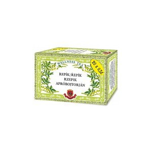 Herbex REPÍK LEKÁRSKY bylinný čaj 20 x 3 g