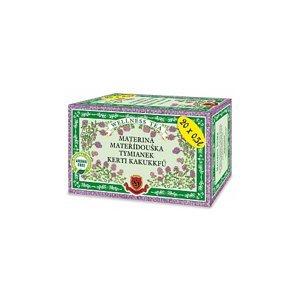 Herbex MATERINA DUŠKA bylinný čaj 20 x 3 g