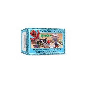 Herbex ZIMNÝ čaj S ECHINACEOU bylinný čaj 20 x 3 g